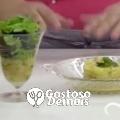 Tartar de Abacaxi