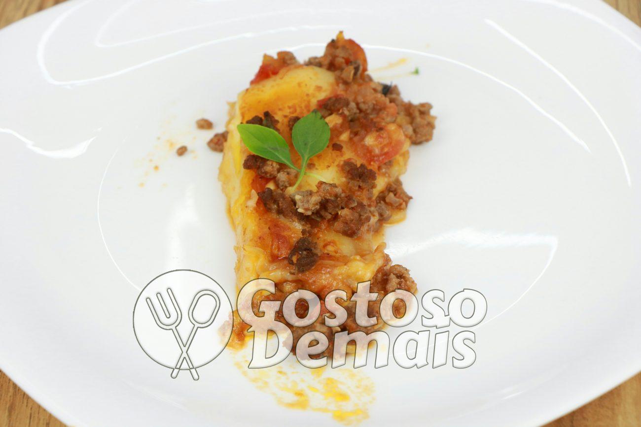 Canelone à Bolonhesa